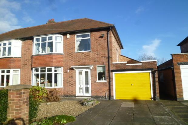 3 Bedrooms Semi Detached House for sale in Hilders Road, Leicester, LE3