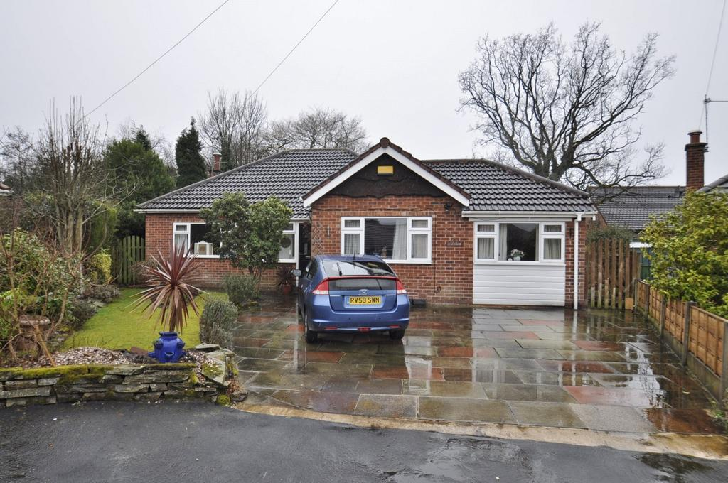 3 Bedrooms Detached Bungalow for sale in Larchway, Bramhall