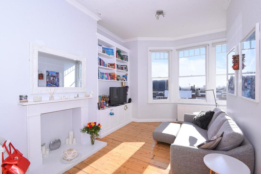 2 Bedrooms Flat for sale in Gondar Mansions, West Hampstead