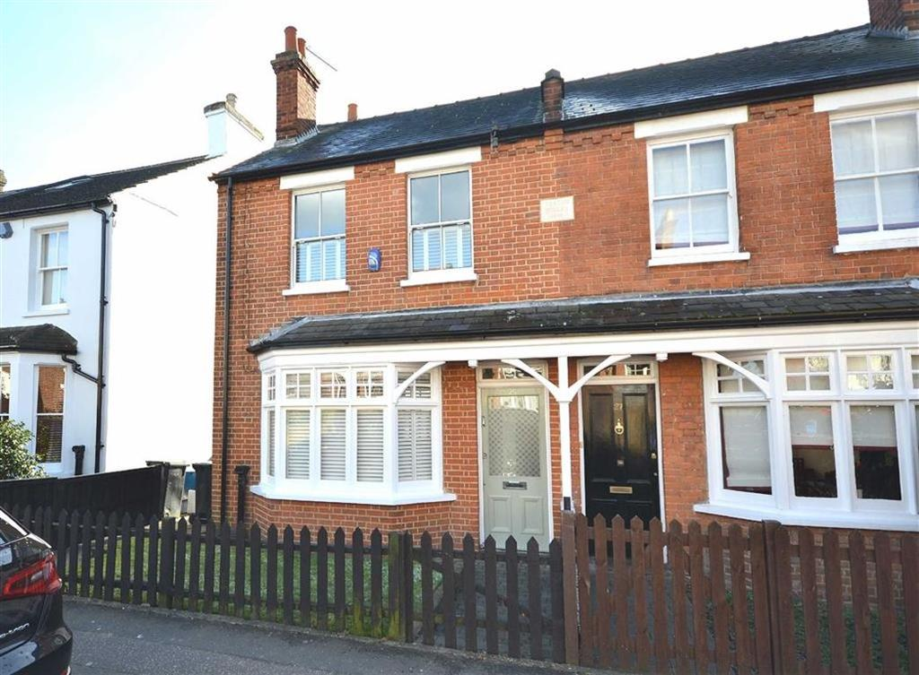 2 Bedrooms Semi Detached House for rent in Allnutts Road, Epping, Essex, CM16