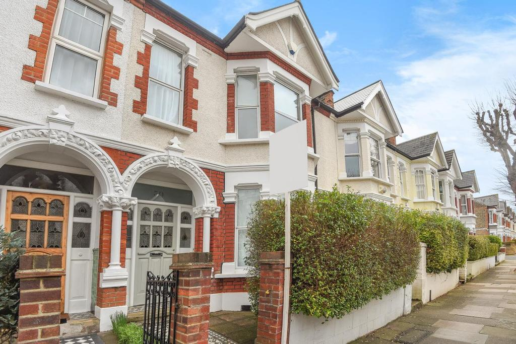 5 Bedrooms Terraced House for sale in Pulborough Road, Southfields