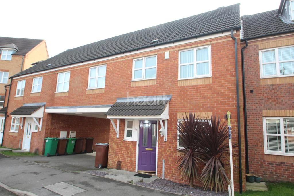 4 Bedrooms Terraced House for sale in Edmonstone Crescent, Bestwood, Nottingham