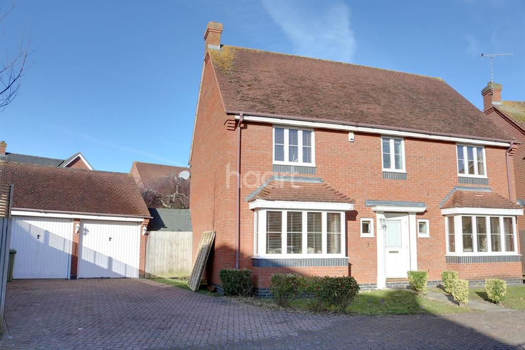 4 Bedrooms Detached House for sale in Kingsmead, Milton Keynes
