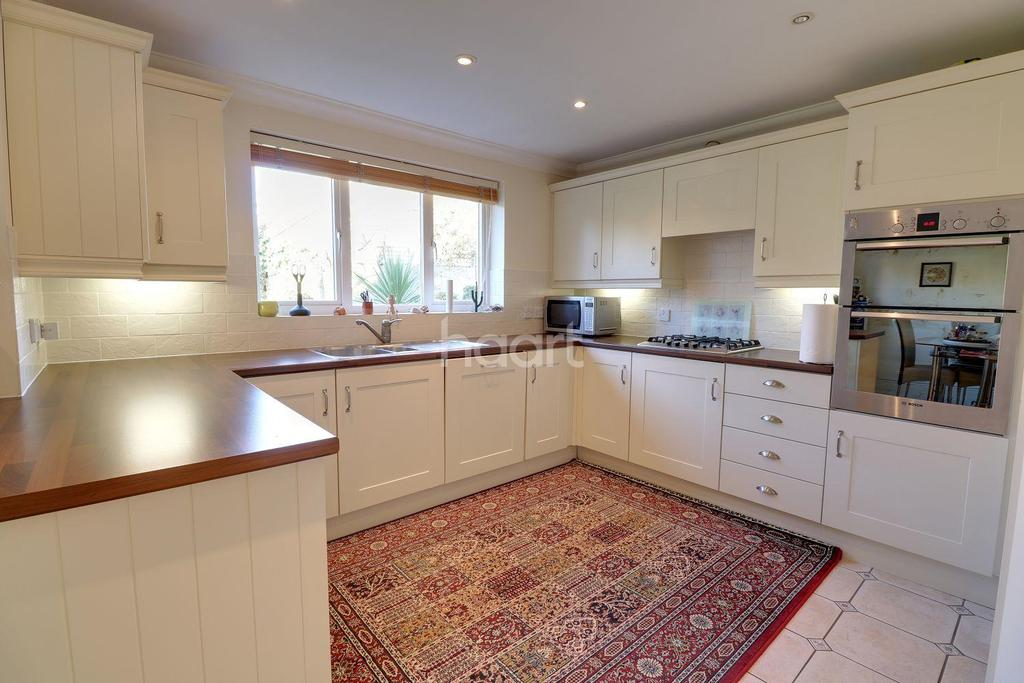 4 Bedrooms Detached House for sale in Kingsmead, Milton Keynes