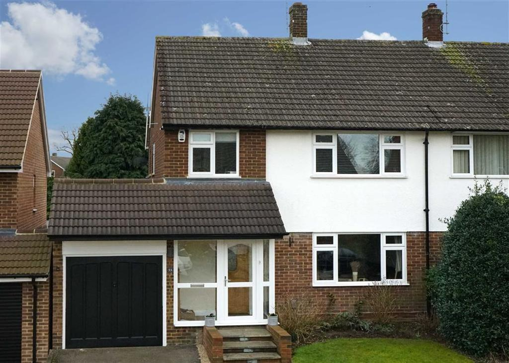4 Bedrooms Semi Detached House for sale in Riverford Close, Harpenden, Hertfordshire