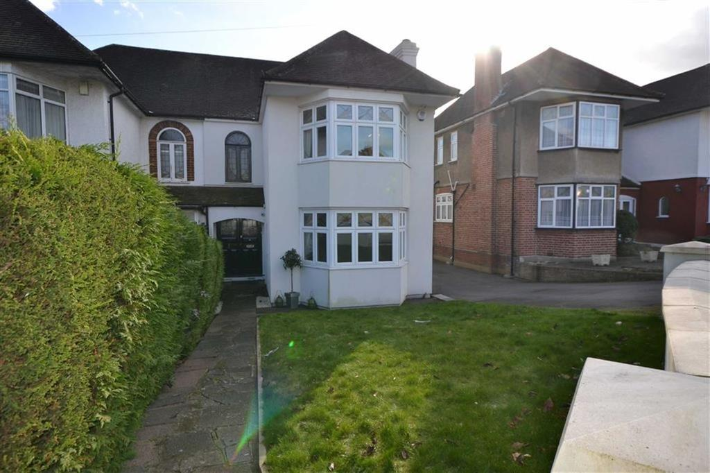 4 Bedrooms Semi Detached House for sale in Sherringham Avenue, Southgate, London