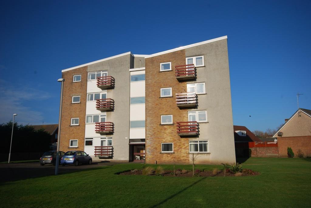 1 Bedroom Apartment Flat for sale in 14 Goukscroft Park, Ayr, KA7 4DL