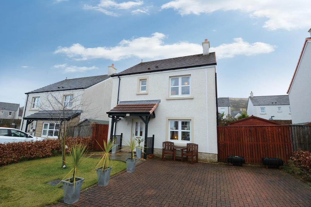3 Bedrooms Detached Villa House for sale in 9 Acheson Gardens, Largs, KA30 8TN