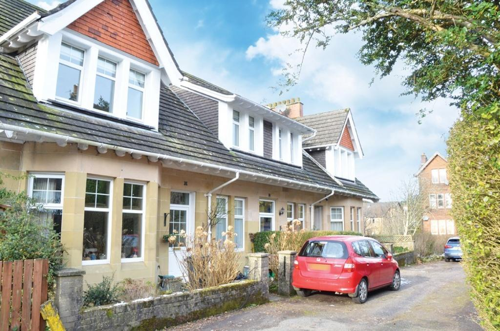 2 Bedrooms Flat for sale in 2 Burndale Terrace, Glenburn Drive, Kilmacolm, PA13 4BZ