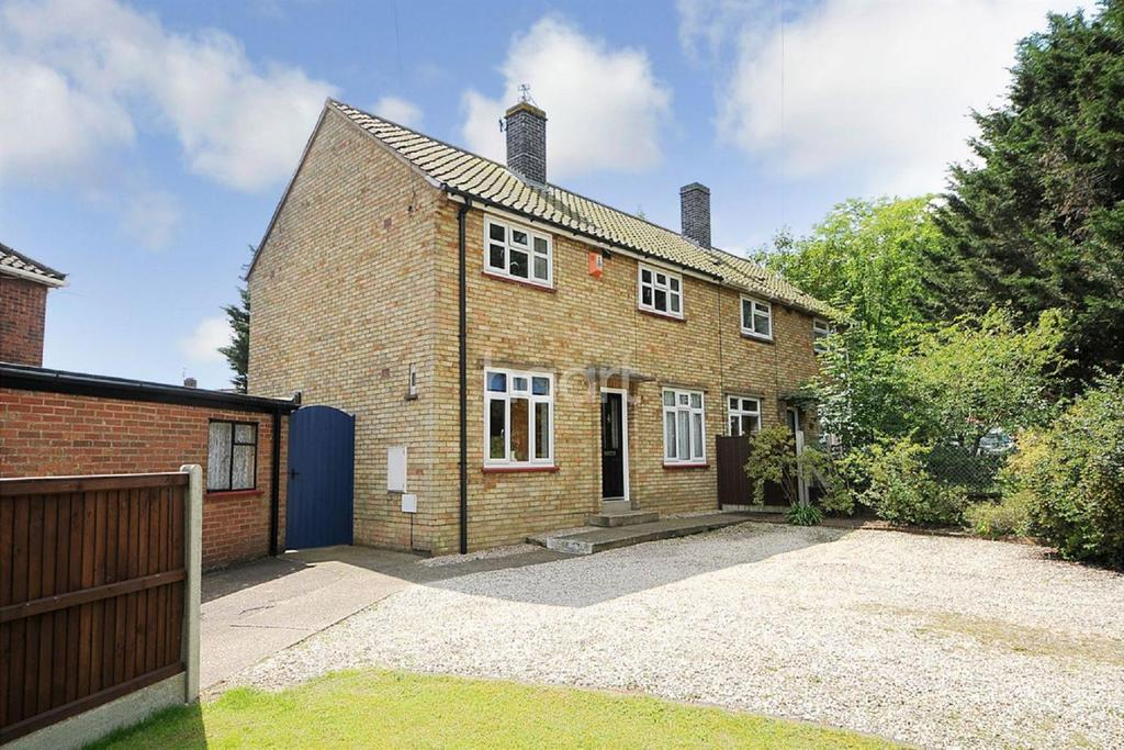3 Bedrooms Semi Detached House for sale in Darrell Place