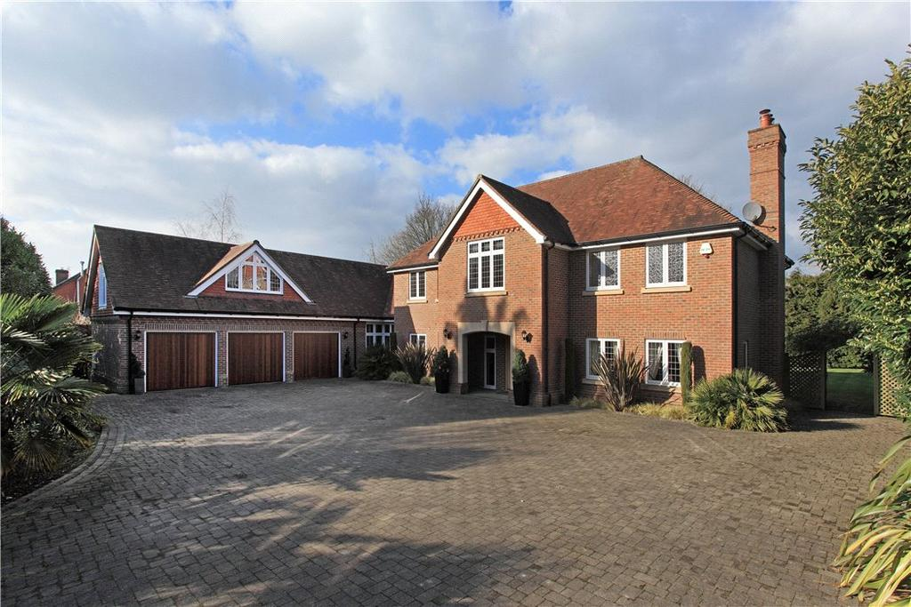6 Bedrooms Detached House for sale in Lewes Road, Blackboys, Uckfield, East Sussex, TN22