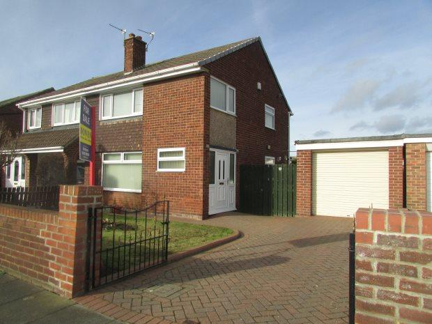 3 Bedrooms Semi Detached House for sale in STOKESLEY ROAD, SEATON CAREW, HARTLEPOOL