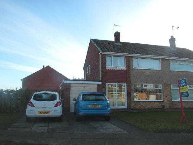 3 Bedrooms Semi Detached House for sale in WELLAND ROAD, FENS, HARTLEPOOL