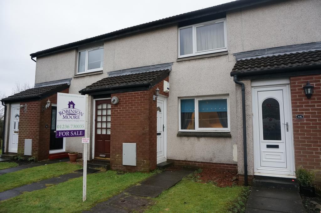 1 Bedroom Ground Flat for sale in Barbeth Way, Condorrat, Cumbernauld G67