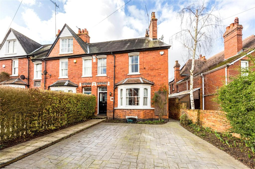 3 Bedrooms End Of Terrace House for sale in Vicarage Road, Henley-on-Thames, Oxfordshire, RG9