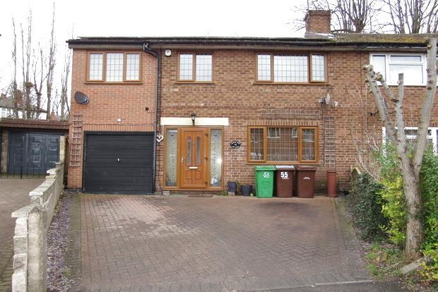 5 Bedrooms Semi Detached House for sale in Rufford Road, Nottingham, NG5