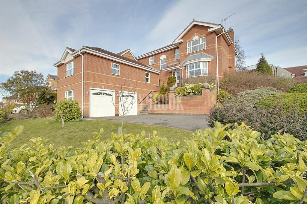 5 Bedrooms Detached House for sale in Cottam Drive, Barlborough