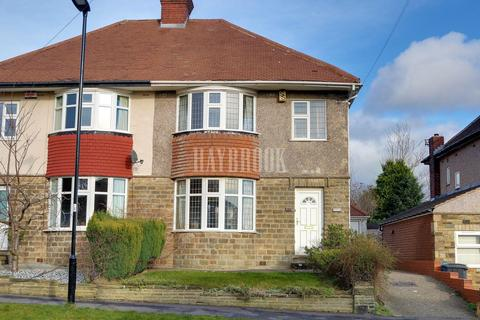 3 bedroom semi-detached house for sale - Cardoness Drive, Crookes