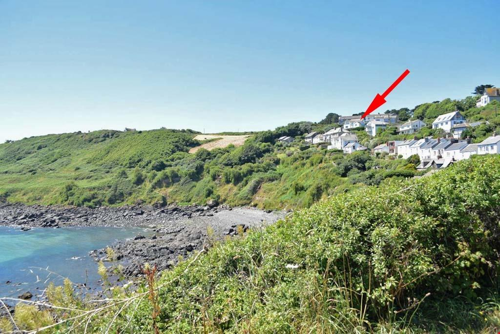 3 Bedrooms Apartment Flat for sale in Coverack, Helston, Cornwall, TR12