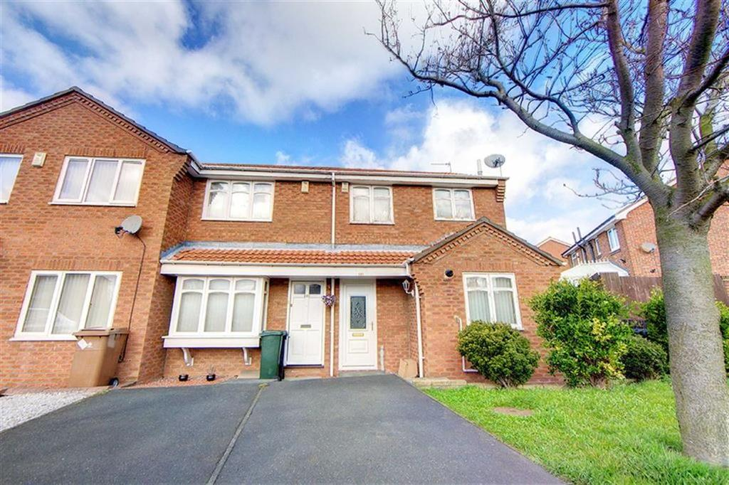2 Bedrooms Terraced House for rent in Bewick Park, Wallsend, Tyne And Wear