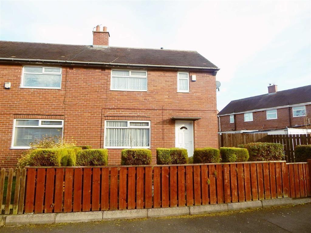 2 Bedrooms Semi Detached House for sale in Matfen Gardens, Wallsend, Tyne Wear, NE28