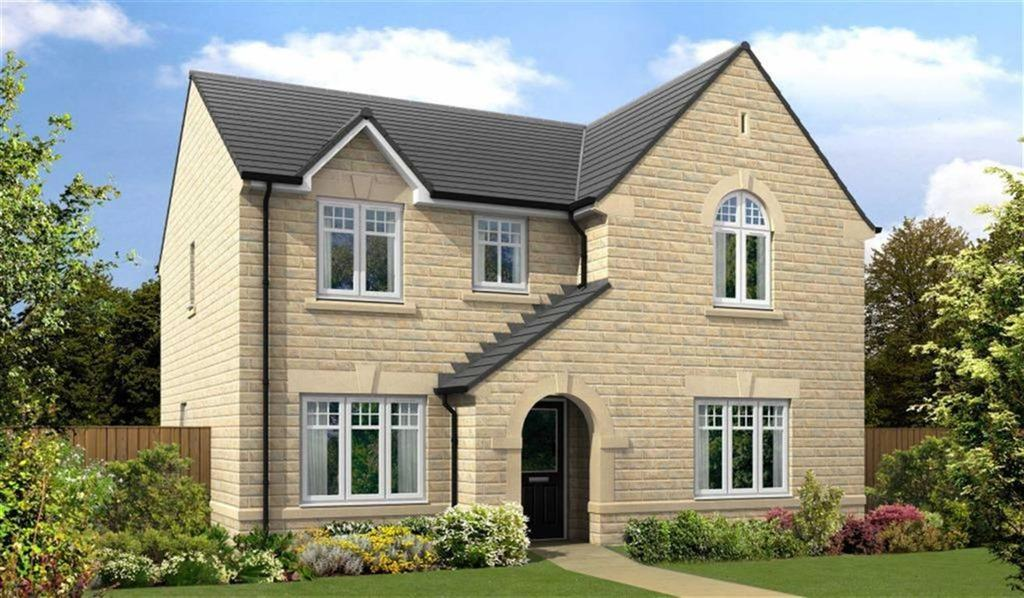 4 Bedrooms Detached House for sale in Farriers Croft, Lindley, Huddersfield, HD3