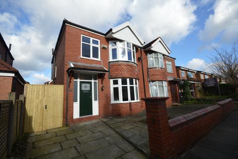 3 bedroom semi-detached house to rent - Grosvenor Road, Heaton Moor