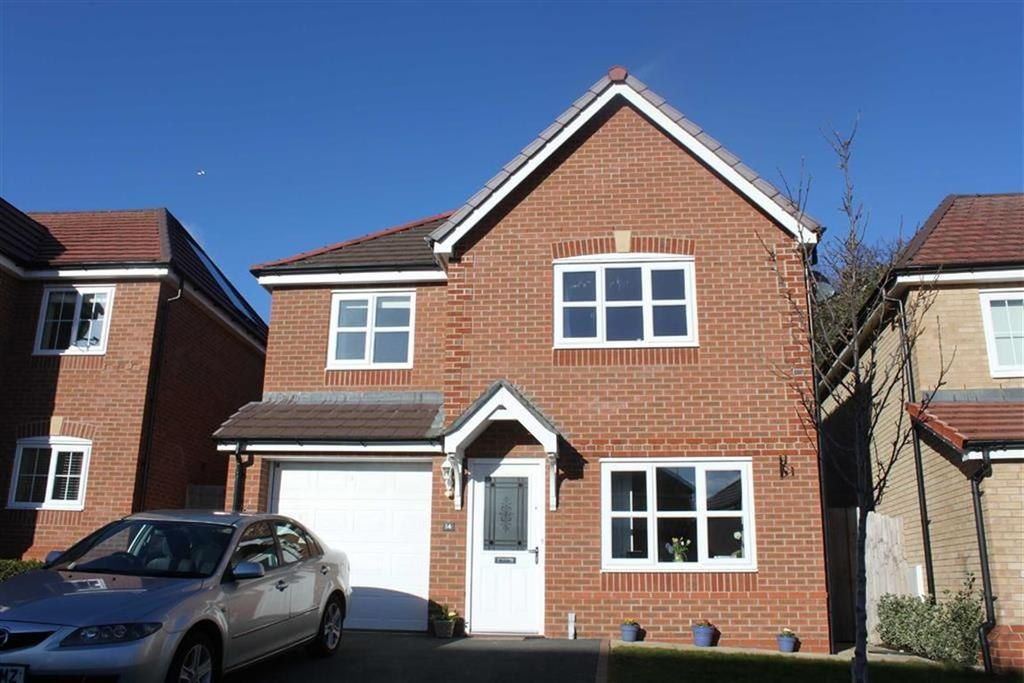 3 Bedrooms Detached House for sale in Llys Ywen, Llandudno Junction, Conwy