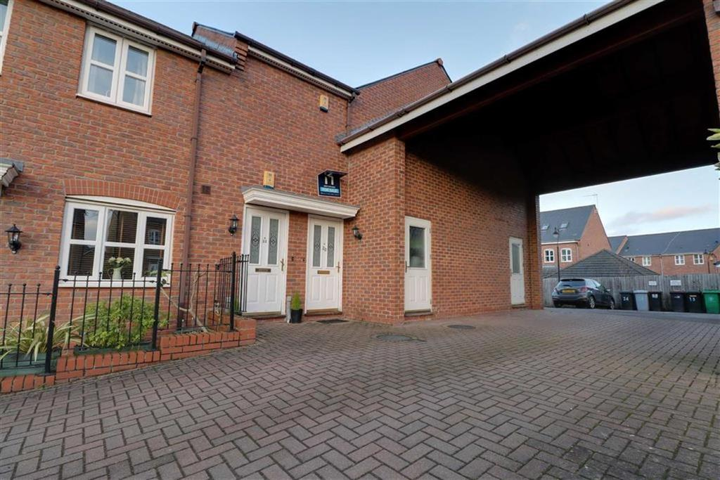 2 Bedrooms Apartment Flat for sale in Golden Hill, Weston, Crewe