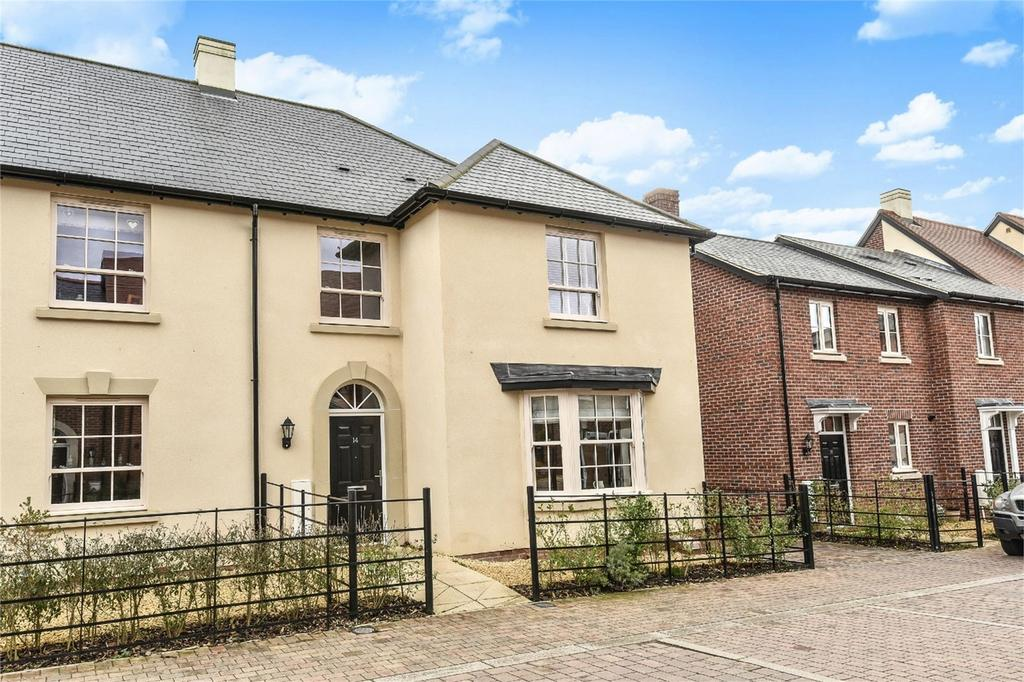 3 Bedrooms End Of Terrace House for sale in Winchester Village, Winchester, Hampshire