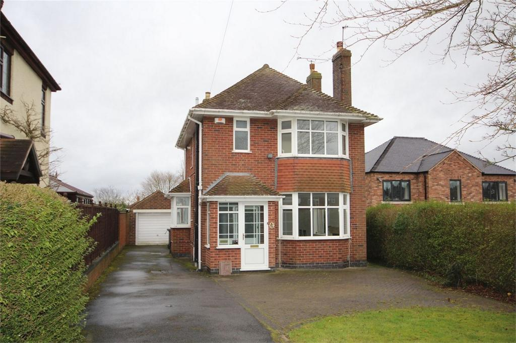 3 Bedrooms Detached House for sale in Bedworth Road, Bulkington, BEDWORTH, Warwickshire