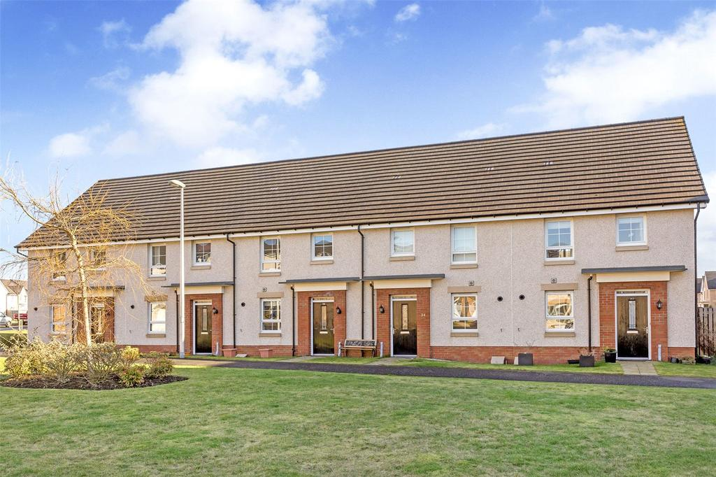 3 Bedrooms Terraced House for sale in 36 Kirklands Park Street, Kirkliston, EH29