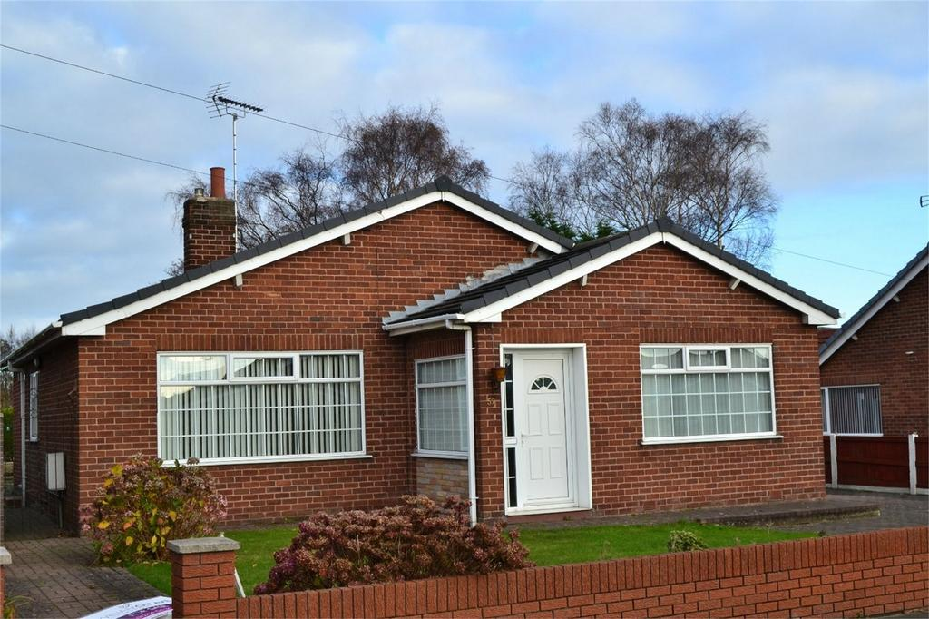 3 Bedrooms Detached Bungalow for sale in Linthorpe Road, Buckley, Flintshire