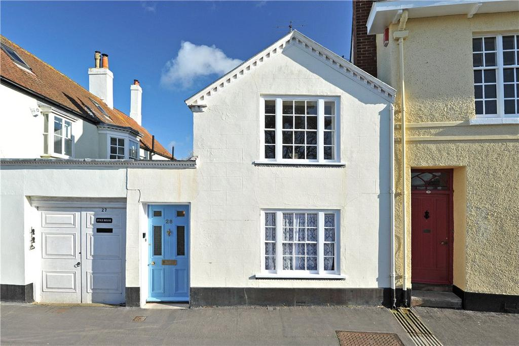 3 Bedrooms Terraced House for sale in The Strand, Topsham, Exeter, Devon, EX3
