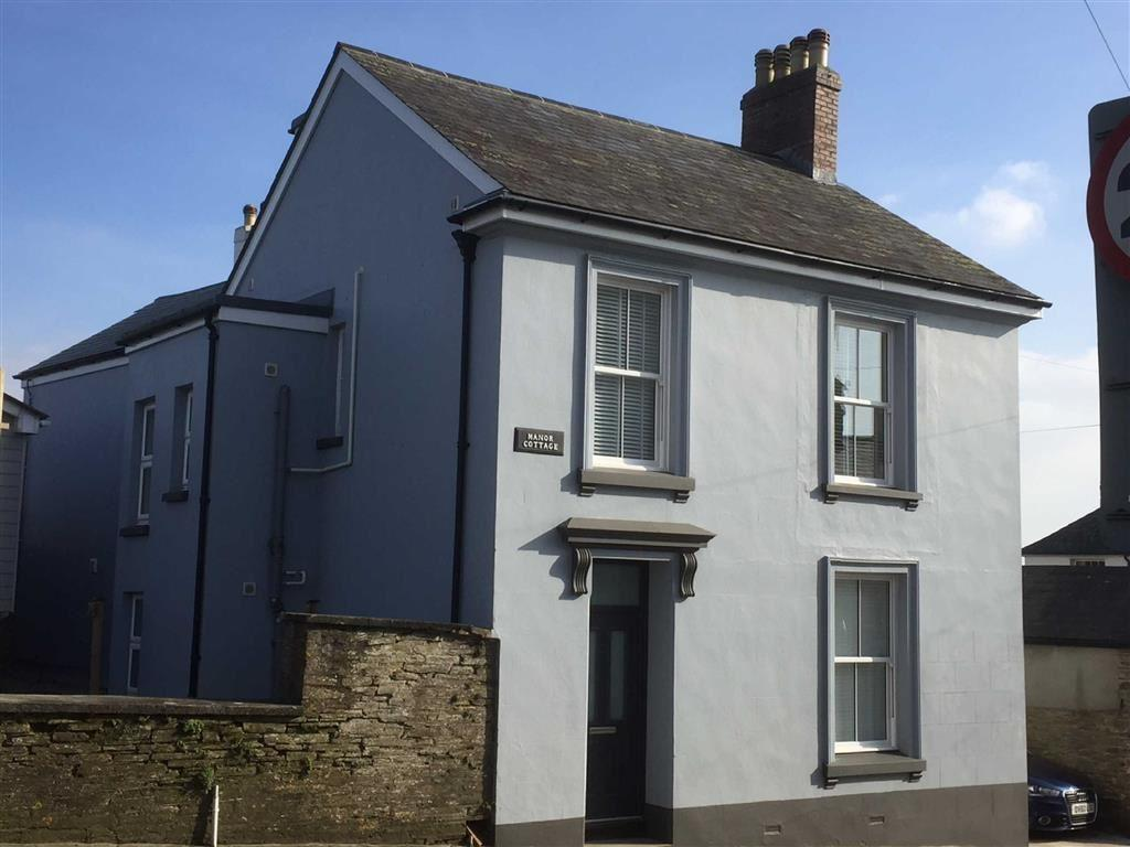 4 Bedrooms Detached House for sale in Fore Street, Central Kingsbridge, Kingsbridge, Devon, TQ7