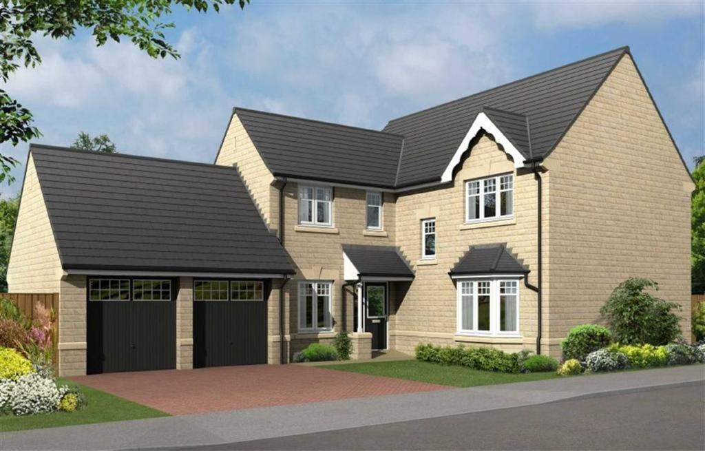 4 Bedrooms Detached House for sale in Farriers Croft, Lindley, HD3