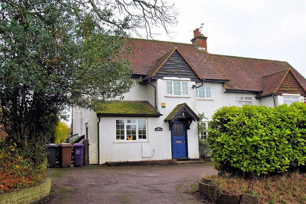 4 Bedrooms Semi Detached House for sale in Gun Road, Knebworth, SG3 6BP