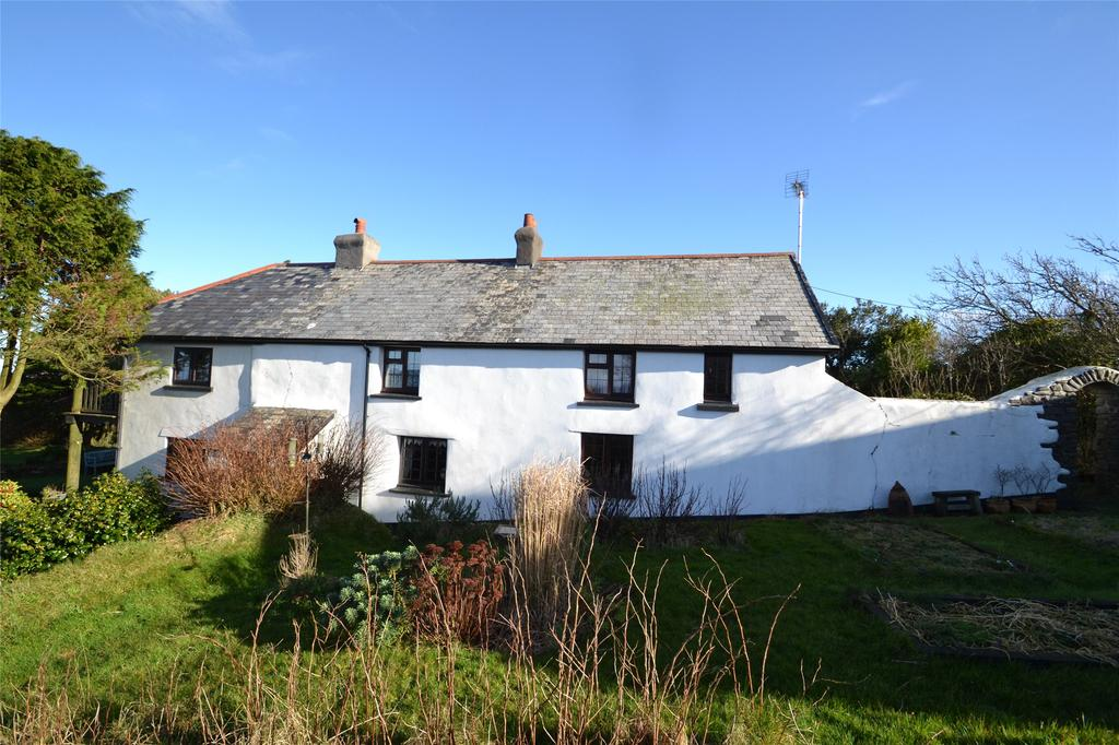 3 Bedrooms Detached House for sale in Higher Clovelly, Bideford