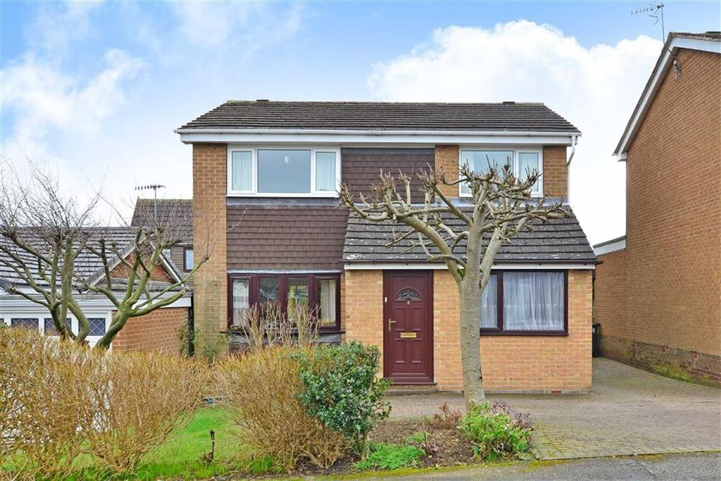 4 Bedrooms Detached House for sale in 3, Ormesby Close, Dronfield Woodhouse, Dronfield, Derbyshire, S18