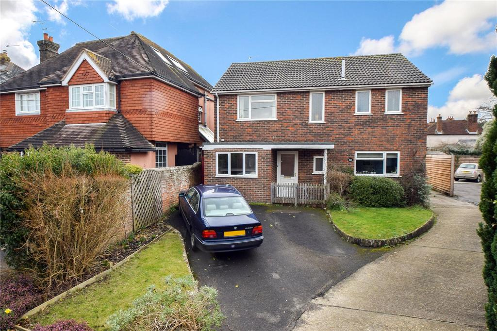 4 Bedrooms Detached House for sale in Barham Road, Petersfield, Hampshire