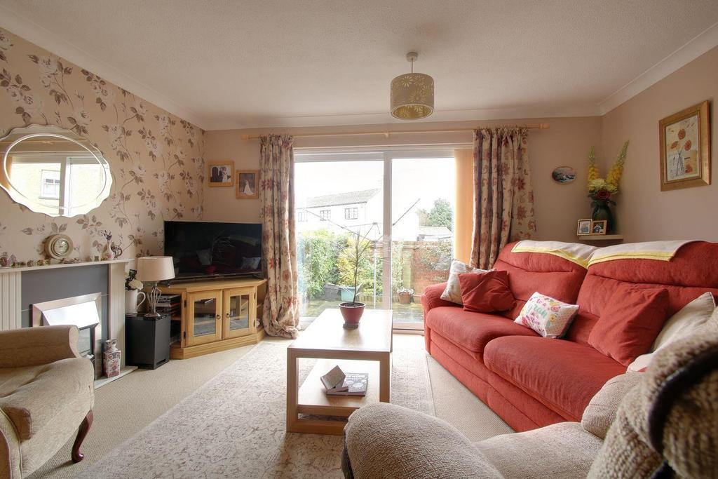 2 Bedrooms End Of Terrace House for sale in Moores Court, Cottenham, Cambridge