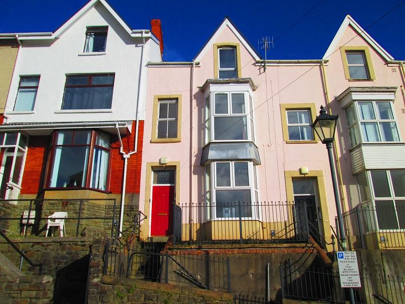 3 Bedrooms Terraced House for sale in Constitution Hill, Swansea, City And County of Swansea.