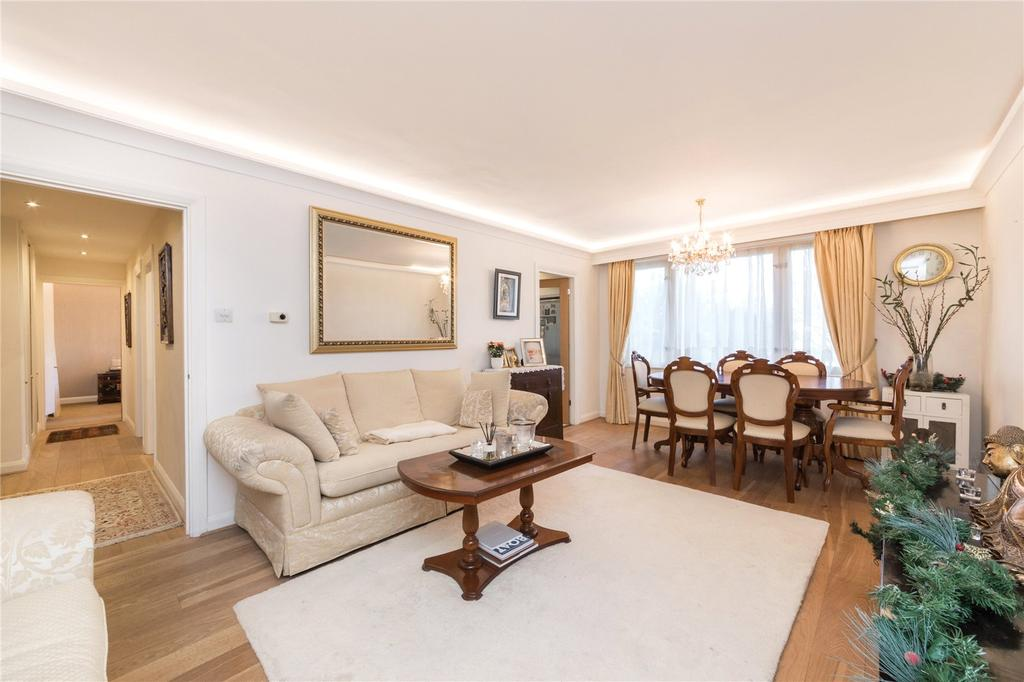 2 Bedrooms Flat for sale in Devonport, 23 Southwick Street, The Hyde Park Estate, London