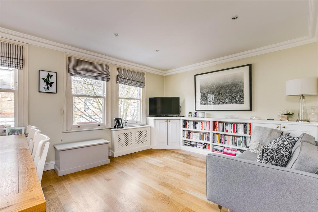 2 Bedrooms Flat for sale in Chaldon Road, Fulham, London
