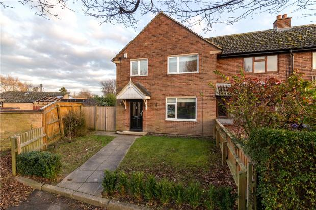 3 Bedrooms Terraced House for sale in Butts Green, Whittlesford, Cambridge