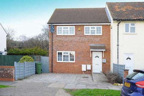 3 bedroom end of terrace house - Great Central Avenue, Ruislip
