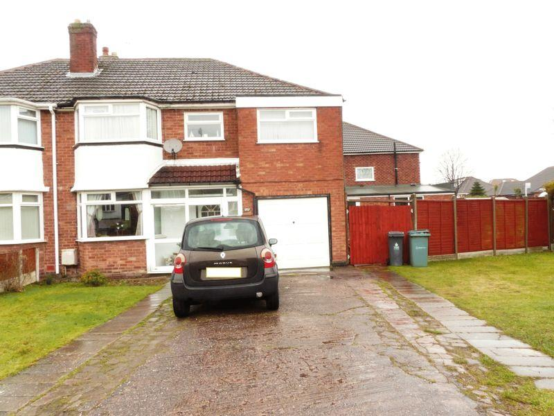 5 Bedrooms Semi Detached House for sale in Bridle Lane, Streetly