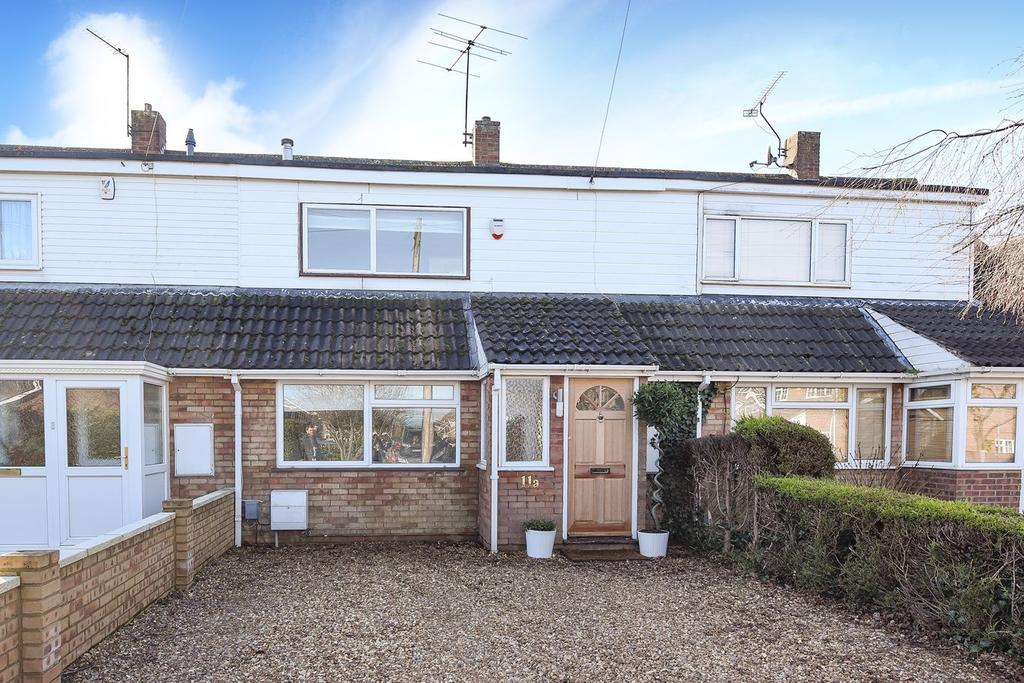 2 Bedrooms Terraced House for sale in Sampshill Road, Westoning, MK45