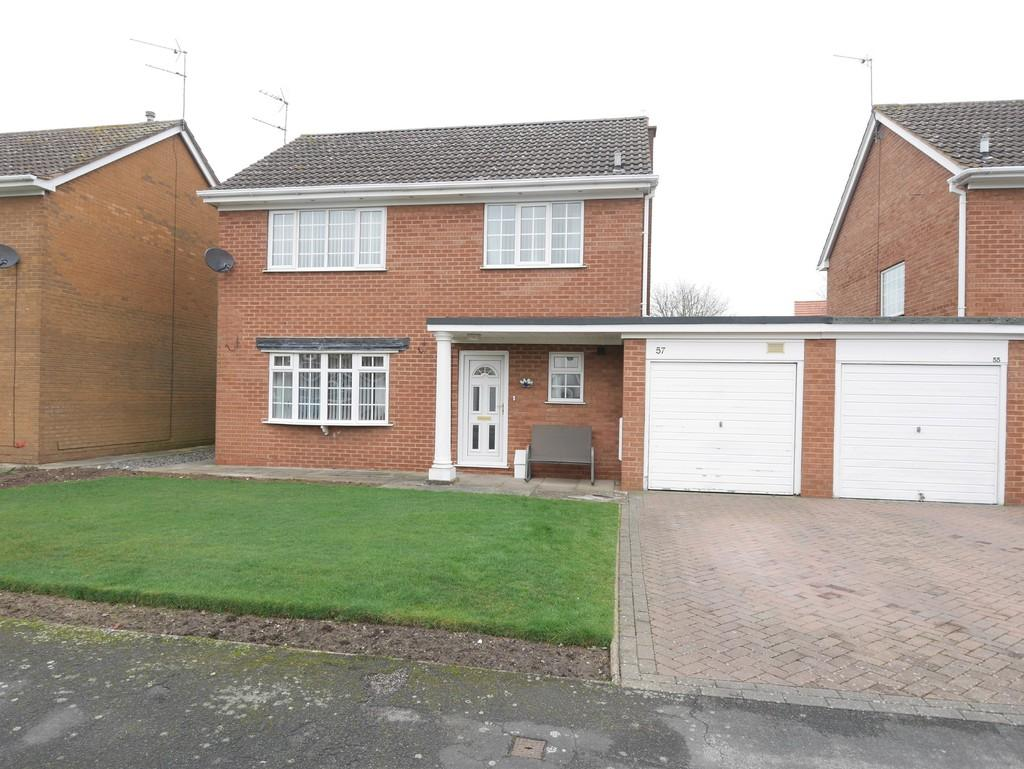 4 Bedrooms Link Detached House for sale in Boothgate Drive, Howden