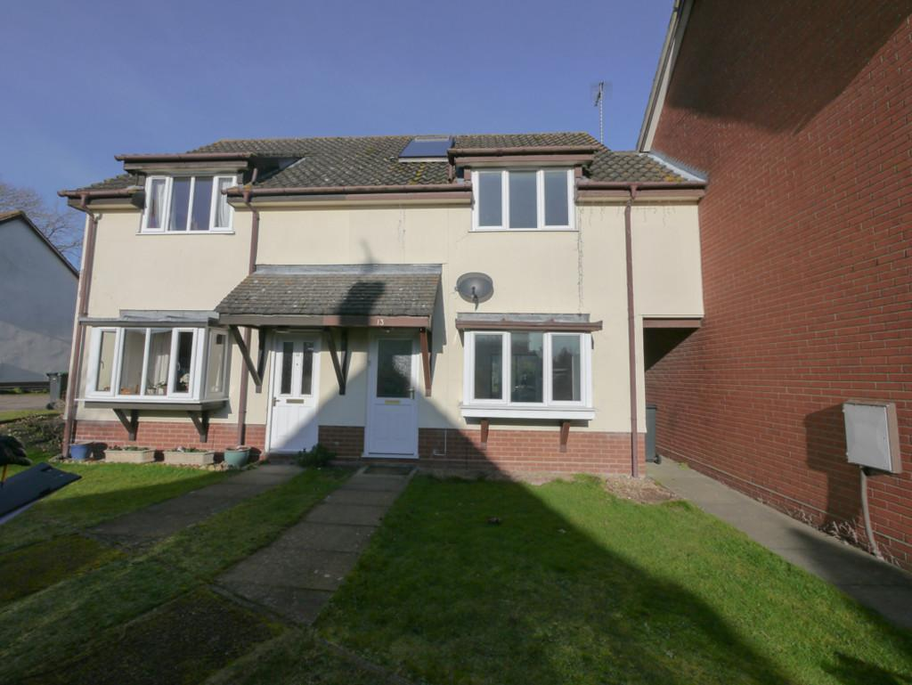 2 Bedrooms Semi Detached House for sale in Home Meadow, Laxfield, Suffolk